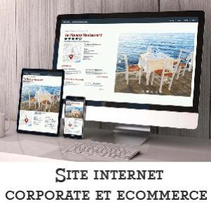 site vitrine et com